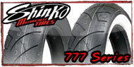 777 Series Tires