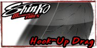 Hook Up Drag Radial Tires