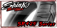 SR425 Series Tires