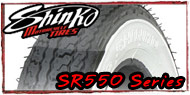SR550 Series Tires