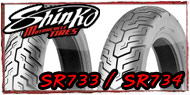 SR733 / SR734 / SR735 Series Tires