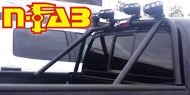 N-Fab <br>Bed Rack