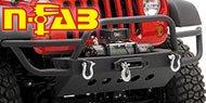 N-Fab <br>RWB Front Winch Bumper
