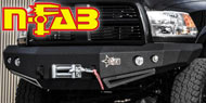 N-Fab <br>Heavy Duty Winch Bumper