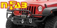 N-Fab <br>RWB Front Bumpers