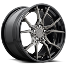 Niche Wheels Ascari M166 <br/> Black Machined