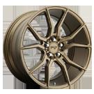 Niche Wheels Ascari M167 <br/> Bronze