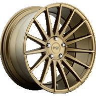Niche Form M158 Bronze Wheels