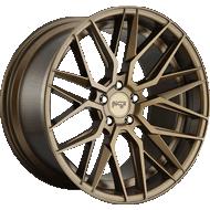 Niche Gamma M191 Bronze Wheels