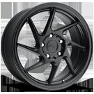 Niche Wheels Kumo M176 <br/> Black Matte