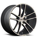 Niche Wheels Enyo M115<br/> Black Machined