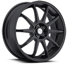 Niche Wheels NR10 M122<br /> Black Matte