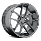 Niche Wheels Targa M129<br /> Gun Metal