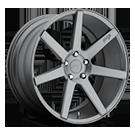 Niche Wheels Verona M149<br /> Matte Gun-Metal