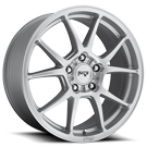Niche Wheels Messina M175 <br/> Silver Gloss