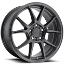 Niche Wheels Messina M174 <br/> Black Matte