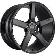 Niche Milan M188 Gloss Black Wheels