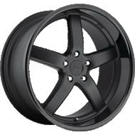 Niche Pantano M173 Black Matte Wheels