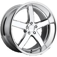 Niche Pantano M171 Chrome Wheels