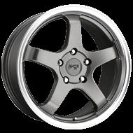 Niche Sienna M177 GunMetal Gloss Wheels
