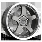 Niche Wheels Sienna M177 <br/> GunMetal Gloss