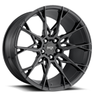 Niche Wheels Staccato M183 <br/> Black Matte
