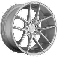Niche Targa M131 Silver Machined Wheels