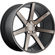 Niche Verona M150 Black Machined Wheels
