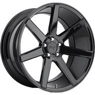 Niche Verona M168 Black Gloss Wheels