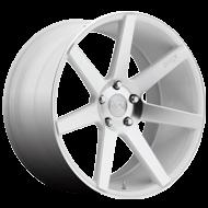 Niche Verona M151 Gloss White Machined Wheels