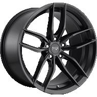 Niche Vosso M203 Satin Black Wheels