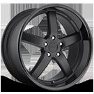 Niche Wheels Pantano M173 <br>Black Matte