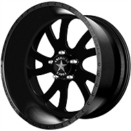 American Force Wheels<br /> OCTANE SS5 Black