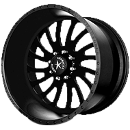 American Force Wheels<br /> OCTANE SS8 Black