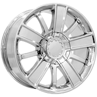 OE Performance <br />153C Chrome Plated