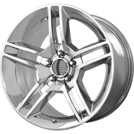 OE Creations PR101 Chrome Wheels