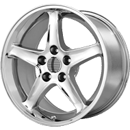 OE Creations PR102 Chrome Wheels