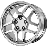 OE Creations PR105 Chrome Wheels