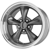 OE Creations PR106 Anthracite Machined Wheels