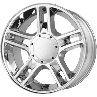 OE Creations PR108 Chrome Wheels
