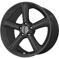 OE Creations PR109 Gloss Black Wheels