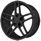OE Creations Wheels <br />PR117 Hyper Black