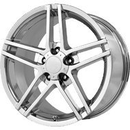 OE Creations PR117 Chrome Wheels