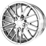 OE Creations PR121 Chrome Wheels