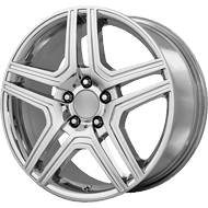 OE Creations PR128 Chrome Wheels