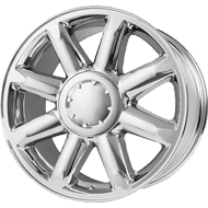 OE Creations PR133 Chrome Wheels