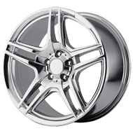 OE Creations PR136 Chrome Wheels