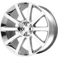 OE Creations PR146 Chrome Wheels