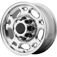 OE Creations PR156 Polished Wheels