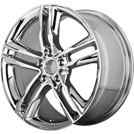 OE Creations PR141 Chrome Wheels